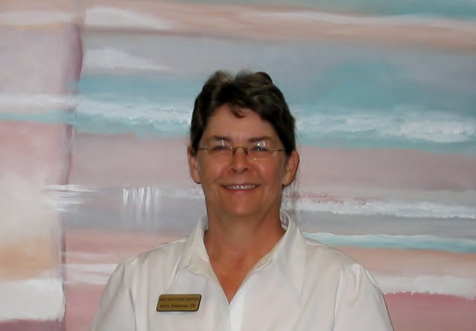 Treasurer/Education – Anita Robberson, RN