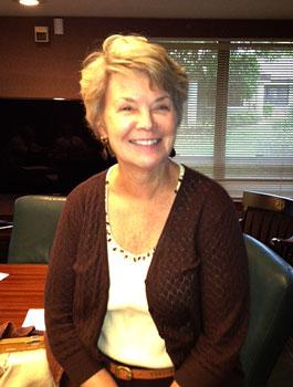Past President – Lynda Leonard-Boyce